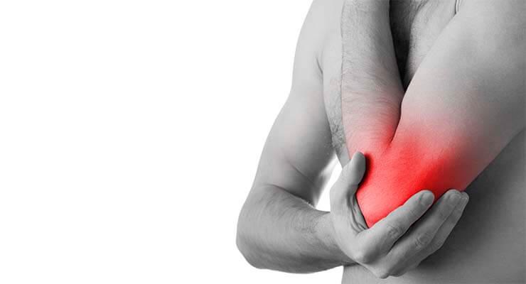 Боли в локтевом суставе: что делать, если болит локоть при сгибании и разгибании руки