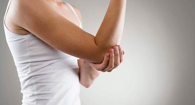 Боль в локтевом суставе – причины воспалительного характера