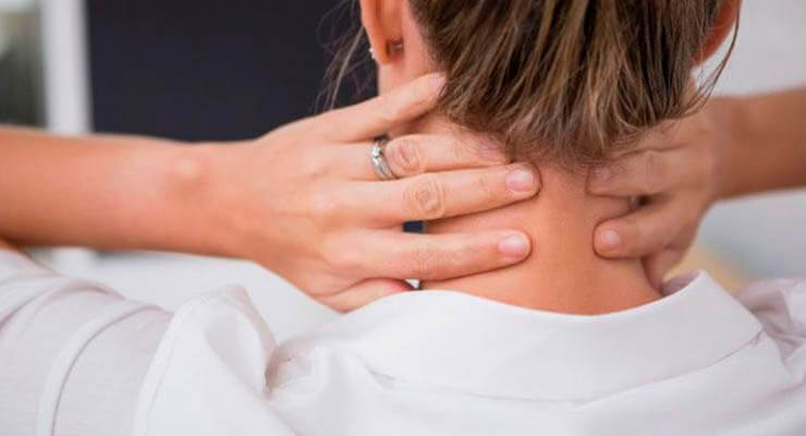 Хондроз шейного отдела позвоночника: симптомы