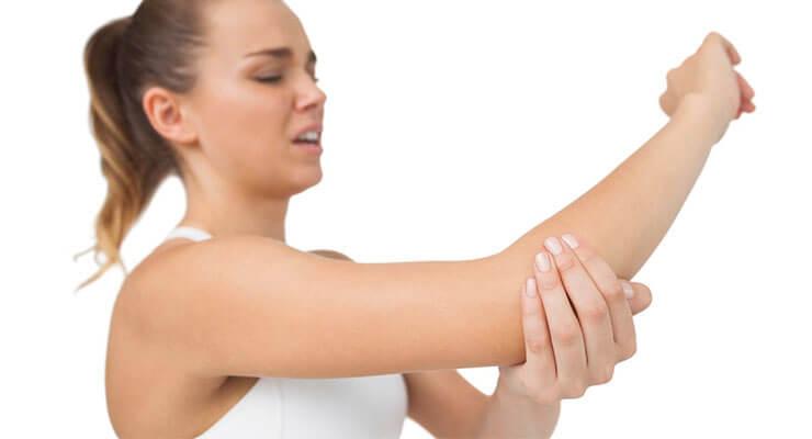 Бурсит локтевого сустава - симптомы и лечение