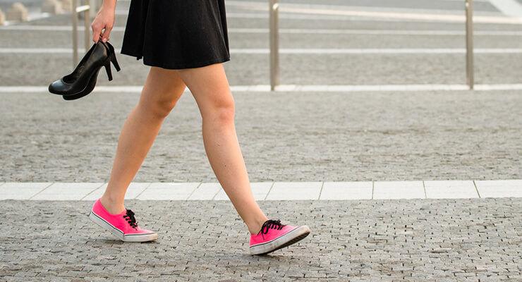 Симптомы боли при ходьбе
