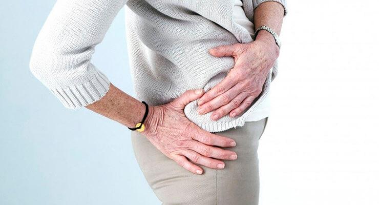 Боли в тазобедренном суставе и колене