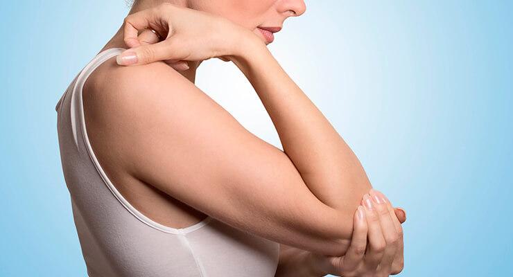 Эпикондилит локтевого сустава: симптомы внутренней и внешней формы, методы лечения
