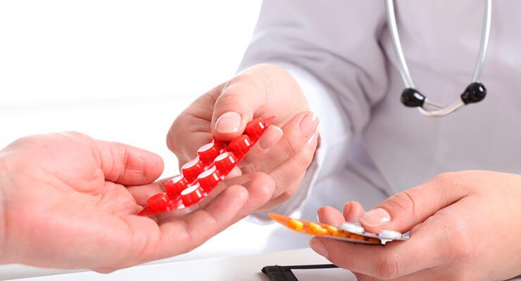 Медикаментозное воздействие