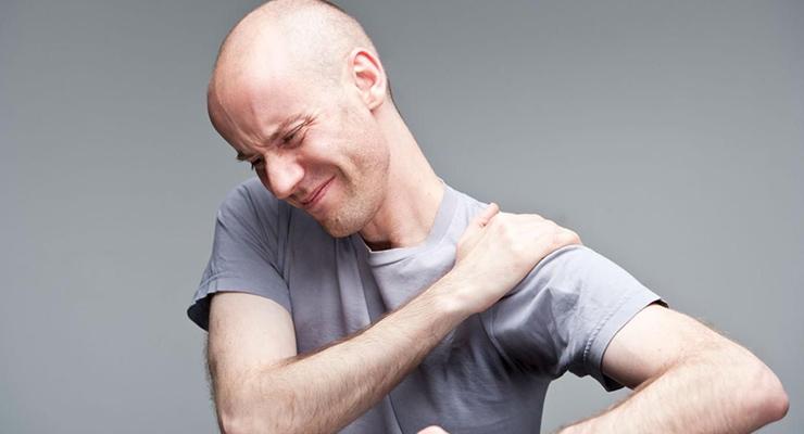 Причины тендинита плечевого сустава