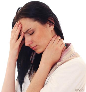 Головные боли при хондрозе
