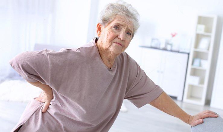 Боль при остеопорозе