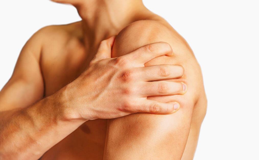 Какой то хруст в плечевом суставе